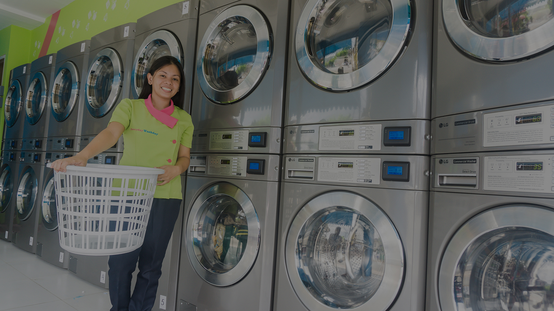 Everyday washday laundry service coin laundry shop in cebu city clean fast friendly solutioingenieria Image collections